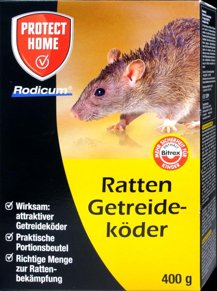 Protect Home Ratten Getreideköder, 500 g