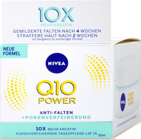 Nivea Visage Q 10 Tagespflege, 50 ml