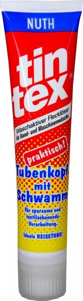 Tintex Schmutzlöser Tube mit Schwamm, 125 ml