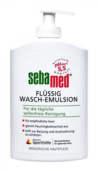 Sebamed Waschemulsion Spender, 400 ml