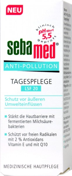 Sebamed Anti-Pollution Tagespflege - 40 ml