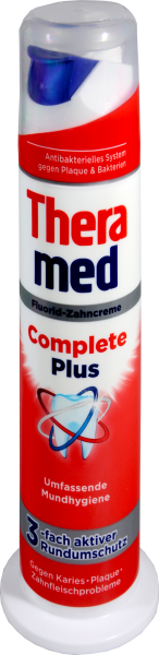 Thera Med Spender Complete Plus, 100 ml