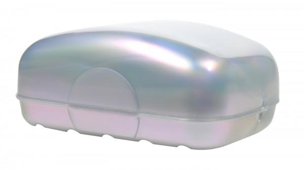 Seifendose Silber