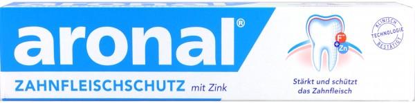 Aronal Zahnpasta mit Zink, 75 ml
