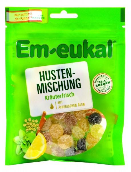 Em-Eukal Gummidrops Hustenmischung zuckerhaltig, 90 g