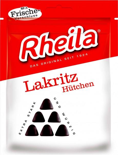 Rheila Lakritz Hütchen, 90 g