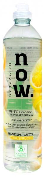 Palmolive Zukunft Handgeschirrspülmittel NOW Zitronenfrucht, 550 ml