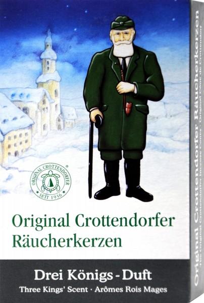 Crottendorfer Räucherkerzen Drei Königs-Duft, 24 er