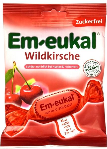 Em-Eukal Wildkirsche Zuckerfrei, 75 g