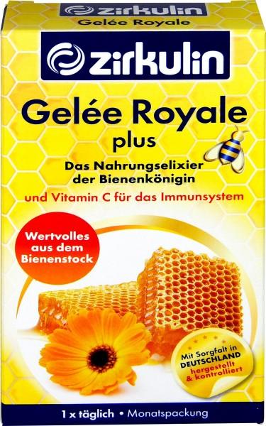 Zirkulin Gelee Royale Abwehr, 30 er