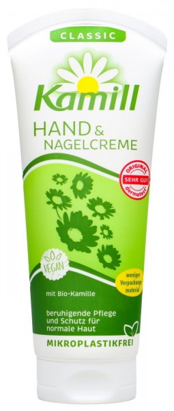 Kamill Hand und Nagelcreme Classic Tube, 100 ml