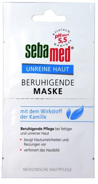 Sebamed Unreine Haut Beruhigende Maske, 2 x 5 ml