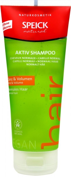 Speick Natural Shampoo Glanz & Volumen, 200 ml