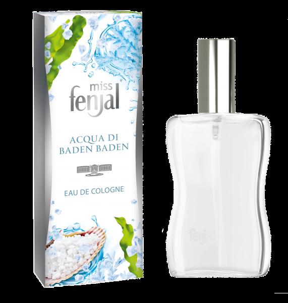 Miss Fenjal EDC Acqua di Baden Baden, 50 ml