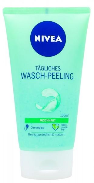 Nivea Visage Tägliches Waschpeeling, 150 ml
