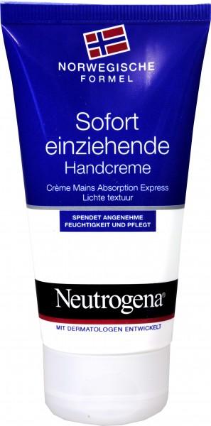 Neutrogena Handcreme sofort einziehend, 75 ml