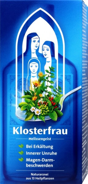 Klosterfrau Melissengeist, 155 ml