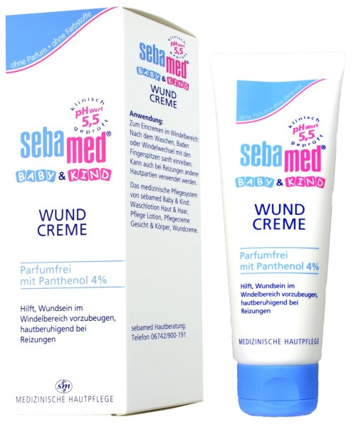 Sebamed Baby Wundcreme, 75 ml
