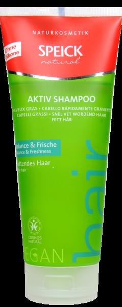 Speick Natural Shampoo Balance und Frische, 200 ml