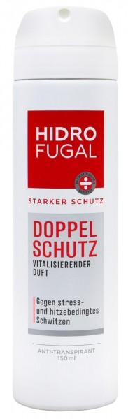 Hidrofugal Doppelschutz Deo Spray vitalisierender Duft, 150 ml