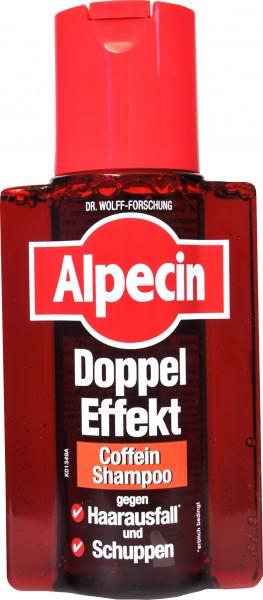Alpecin Doppel-Effekt Shampoo, 200 ml