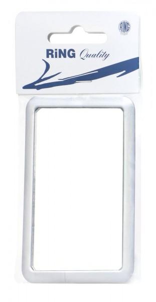 Taschenspiegel Eckig Farbig Sortiert, 8 x 6 cm