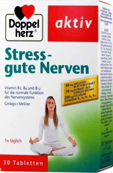 Doppelherz Stress Gute Nerven, 30 er