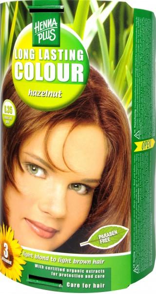 Hennaplus Long Lasting Colour, 6.35