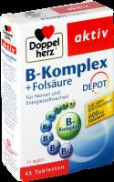 Doppelherz B-Komplex + Folsäure, 45 er