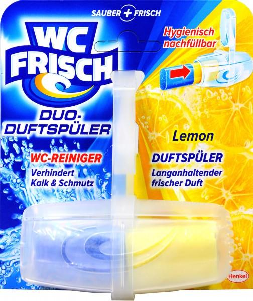 WC Frisch Duo-Duftspüler Zitrus, 1 er