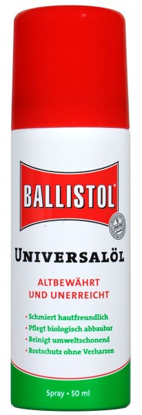 Ballistol Spray, 50 ml
