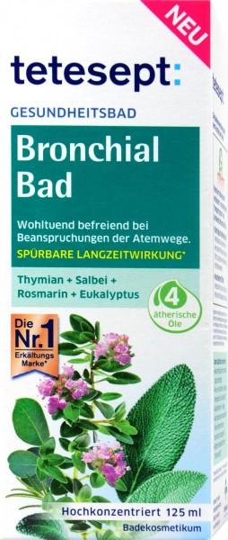Tetesept Bronchial Bad, 125 ml