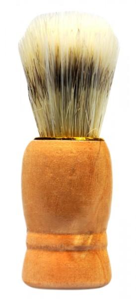 Rasierpinsel Holz Goldring, 9 cm