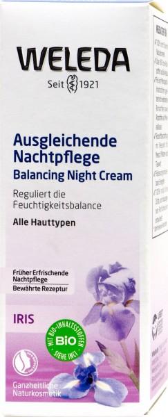 Weleda Iris Nachtcreme, 30 ml