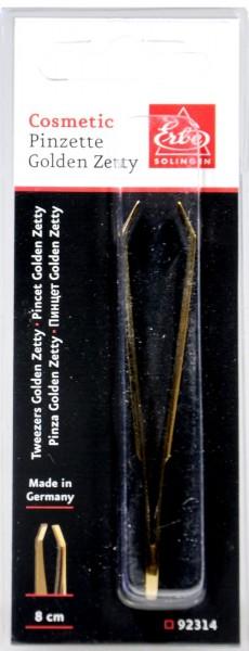 Erbe Pinzette Golden Zetty, No. 92314