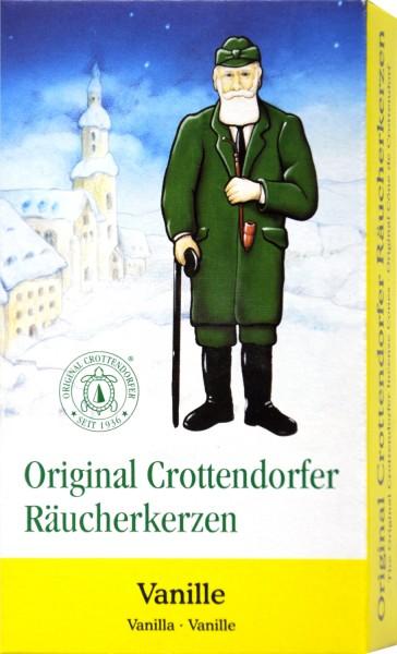 Crottendorfer Räucherkerzen Vanille, 24 er