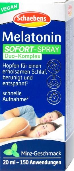 Schaebens Melatonin Schlaf-Spray, 20 ml
