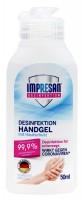 Impresan Hygiene Hände-Desinfektions-Gel, 55 ml