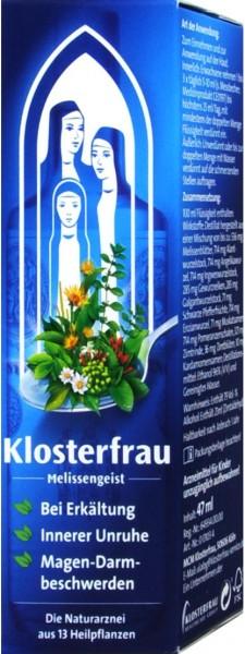 Klosterfrau Melissengeist, 47 ml