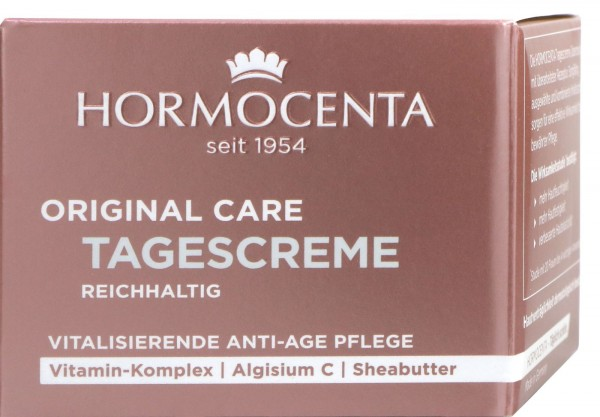 Hormocenta Original Care Tagescreme Reichhaltig, 50 ml