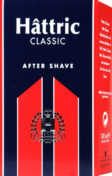 Hattric After Shave, 100 ml
