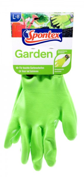 Spontex Handschuh Garden, 8-8,5