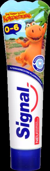 Signal Milchzahn-Gel 1-6 Jahre, 50 ml