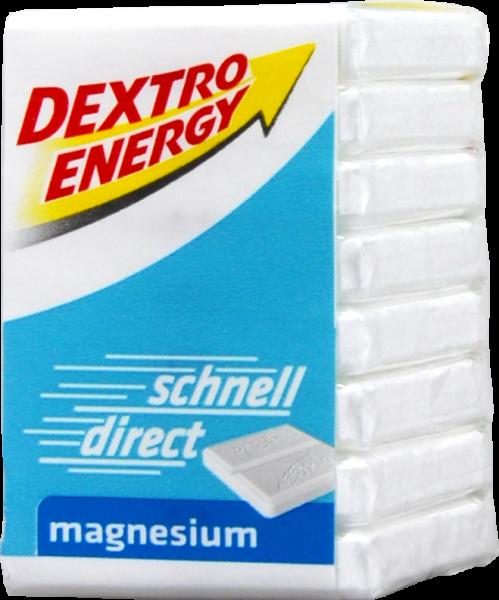 Dextro Energy Magnesium, Würfel