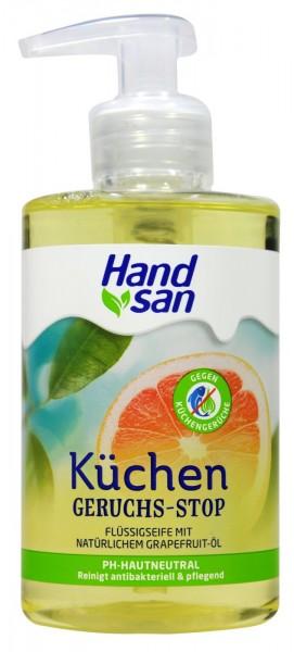 Handsan Flüssigige Seife Geruchs-Stop, 300 ml
