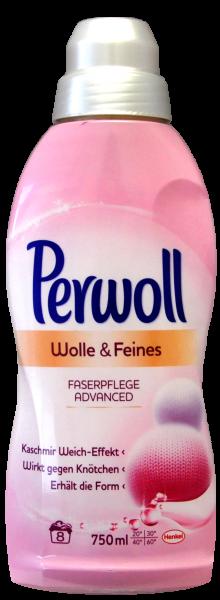 Perwoll Wolle und Feines 750 ml, 8 Wäschen
