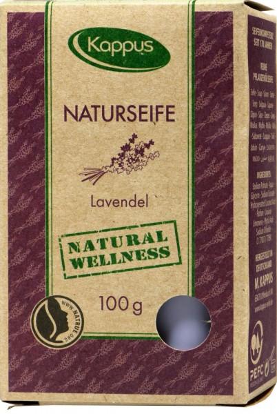 Kappus Naturseife Lavendel, 100 g