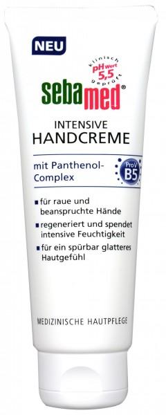 Sebamed Handcreme Intensiv Panthenol, 75 ml