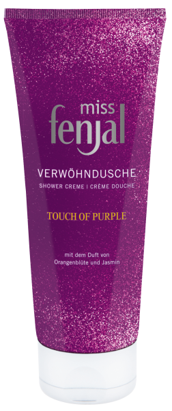 Miss Fenjal Dusche Touch of Purple, 200 ml