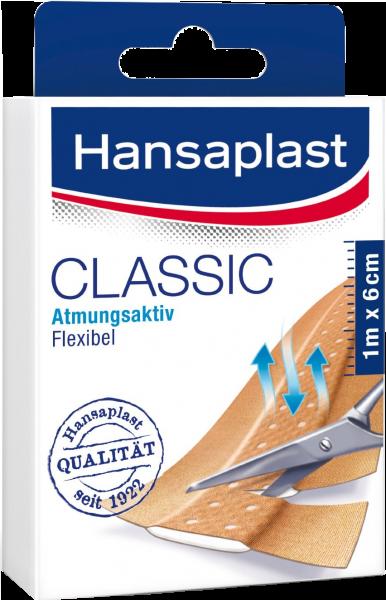 Hansaplast Classic 1 m : 6 cm, 1145